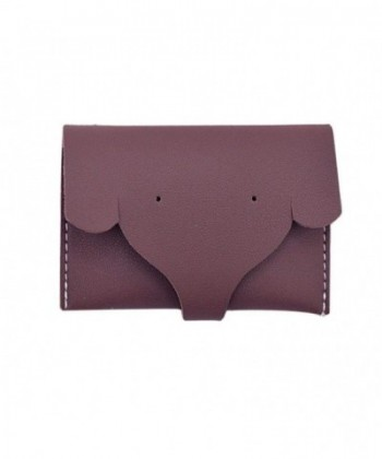 Womail Elephant Wallet Holder Handbags