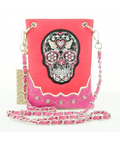 Calavera Crossbody Messenger Shoulder Western