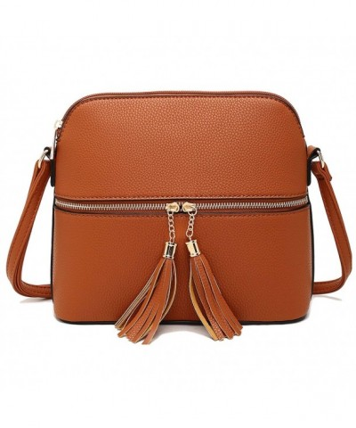 Style Strategy Crossbody pocket Tassel