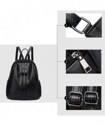 Available. Womens Leather Backpack Rucksack Bookbag  Brand Original ... c19fb88a74683