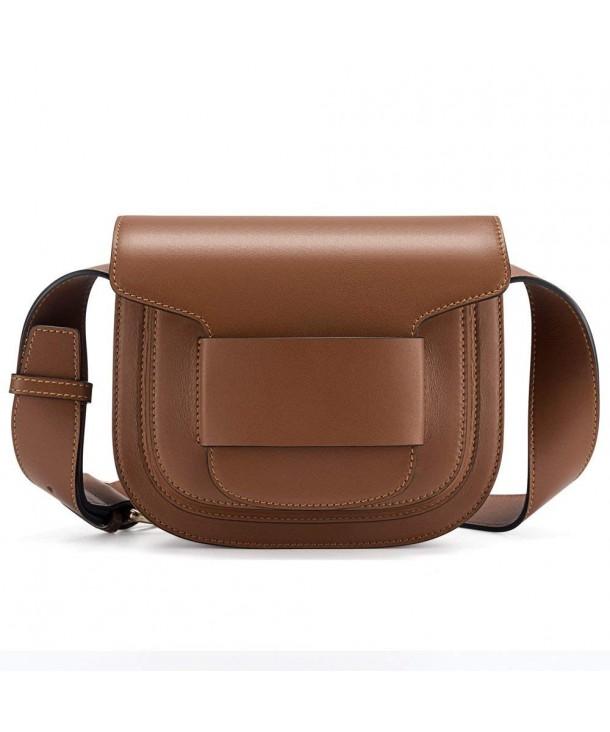 Leather Cowhide Genuine Shoulder Crossbody