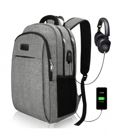 Backpacks Headphone Interface Waterproof IIYBC