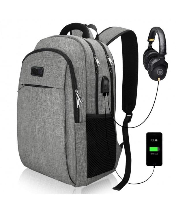 Backpacks Headphone Interface Waterproof IIYBC