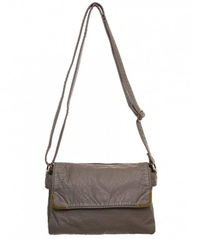 Ampere Creations Paige Leather Handbag
