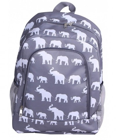 GB 1 Backpack Elephant Pattern Design