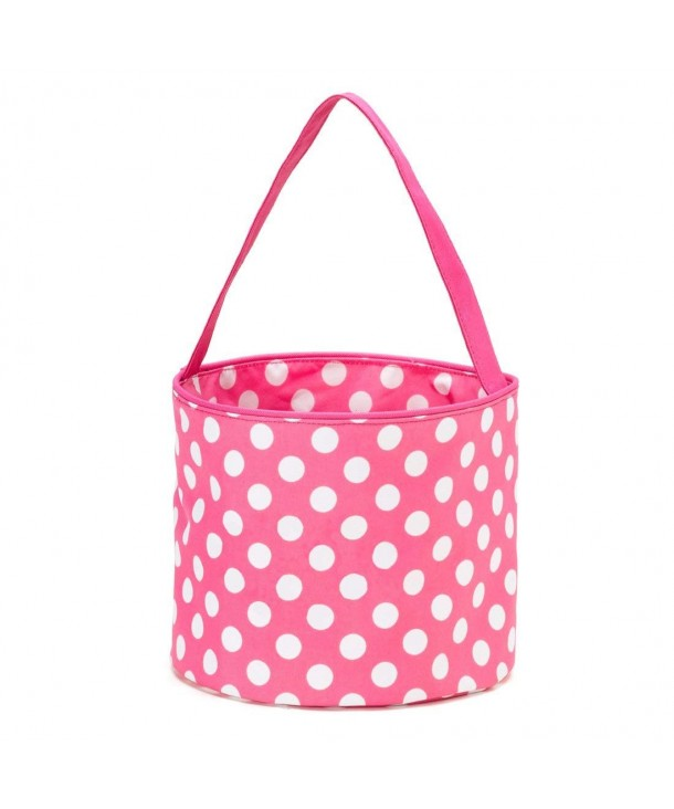 Personalized Childrens Fabric Bucket Tote