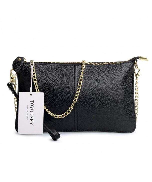 Purse Handbag Leather Clutch Shoulder