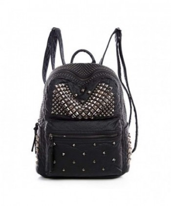 Catkit Studded Handbag Shoulder Backpack