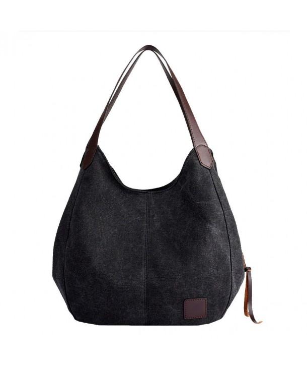 Heidi Capacity Canvas Handbag Shoulder