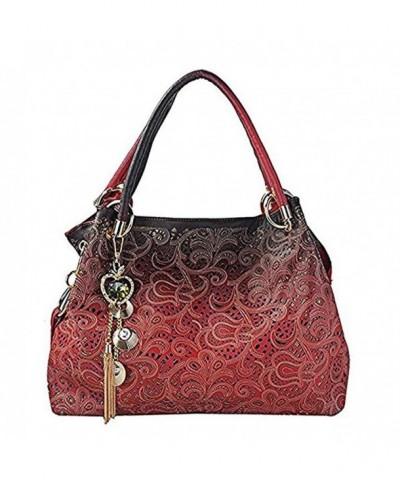 Handbag Shoulder Signature Printing Designer