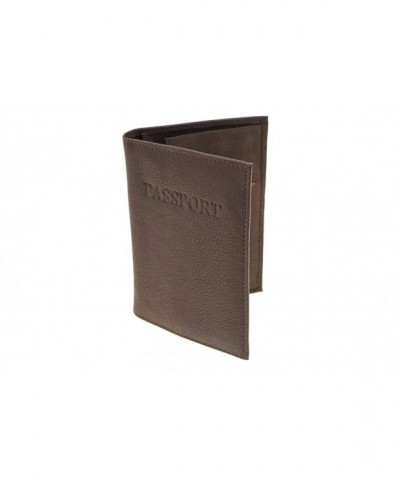 Paul Taylor Genuine Leather Passport