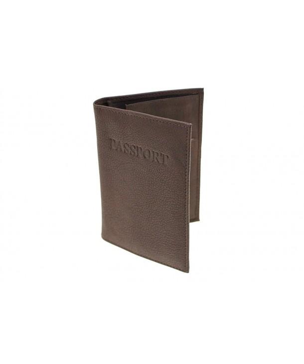 Paul Taylor Genuine Leather Passport