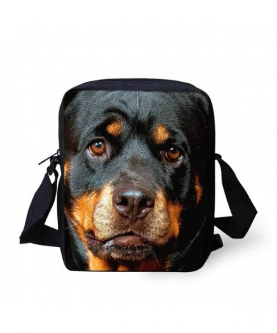 Coloranimal Rottweiler Pattern Small Crossbody