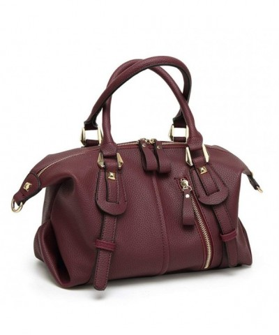Mn Sue Leather Handbag Shoulder