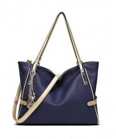 DALFR Ladies Leather Handbags Shoulder