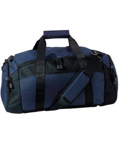 Port Company Gym Bag Navy