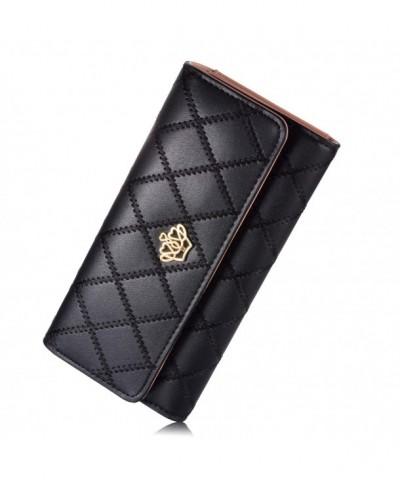 Womens wallet Elegant Clutch Leather