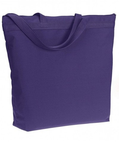 Rhodes 60115370 UltraClub Zippered Purple