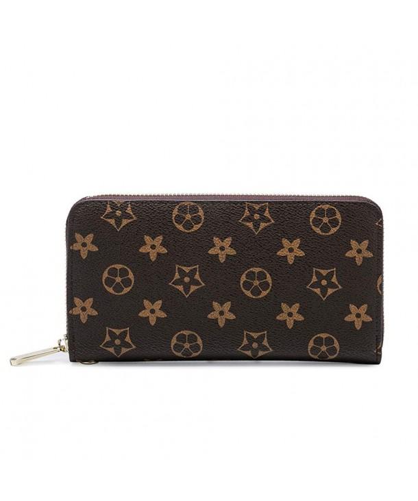 Sinianer Wallet Fashion Clutch Blocking