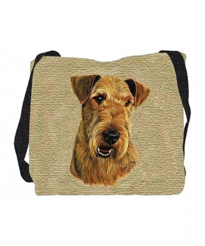 Airedale Tote Bag 17