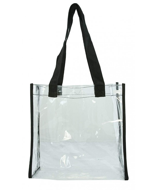 Lightweight Clear Stadium Tote Bag