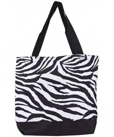 Ever Moda Fashion Zebra Print