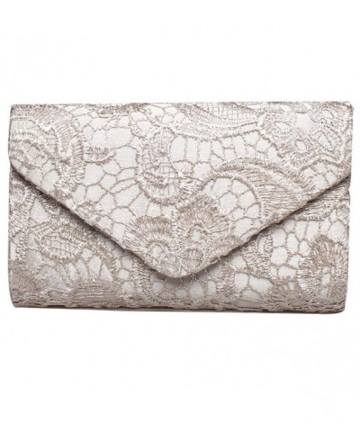BaoLan Evening Envelope Wedding Apricot
