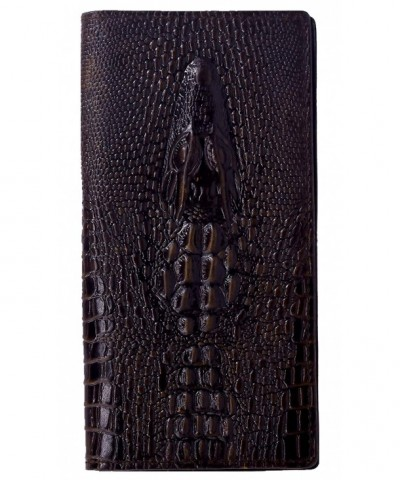 ABC STORY Cowhide Leather Crocodile