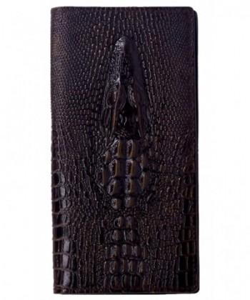 ABC STORY Cowhide Leather Crocodile
