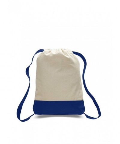 Pack Promotional Backpacks Adjustable Drawstring