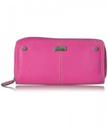 Westcott Slim Double Zip Wallet