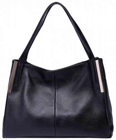 BOYATU Leather Handbags Crossbody Shoulder