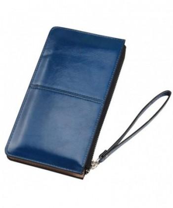 FANMINGSIDI Ladies Stylish Wallet Capacity