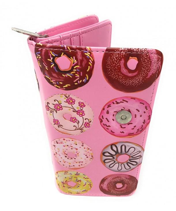 Shag Wear 10455461 Donut Wallet