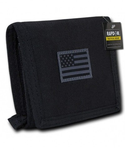 RapDom American Tactical Tri Fold Wallet