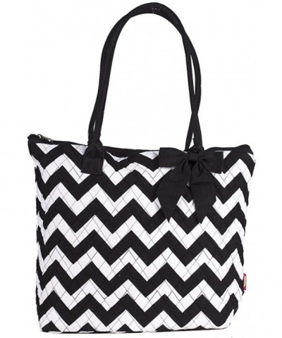 NGIL Quilted Large 16 inch Chevron