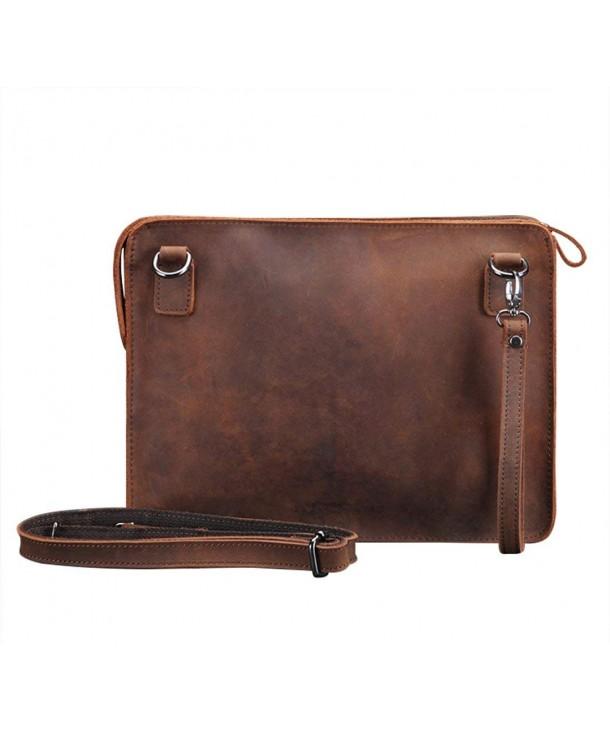 Briefcase Business Crossbody Messenger Wristlet