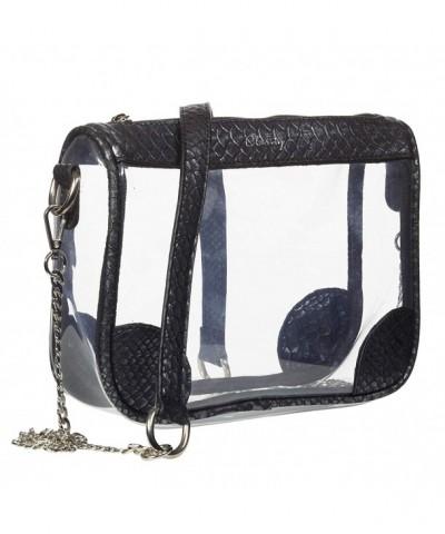 Clarity Handbags Womens Handbag Approved