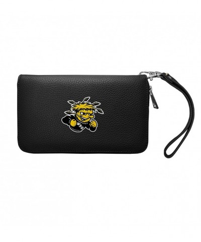 Wichita Shockers Organizer Pebble Wallet