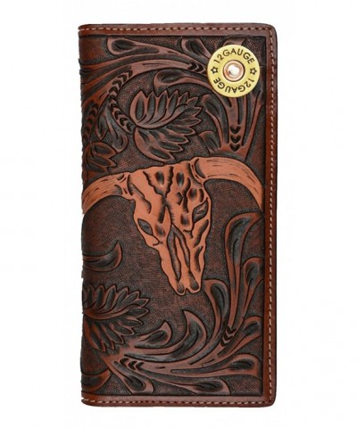 Custom Company Tread Brown Wallet