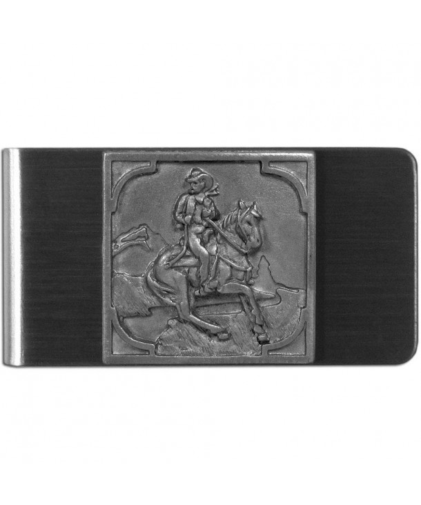 Siskiyou Large Money Clip Cowboy