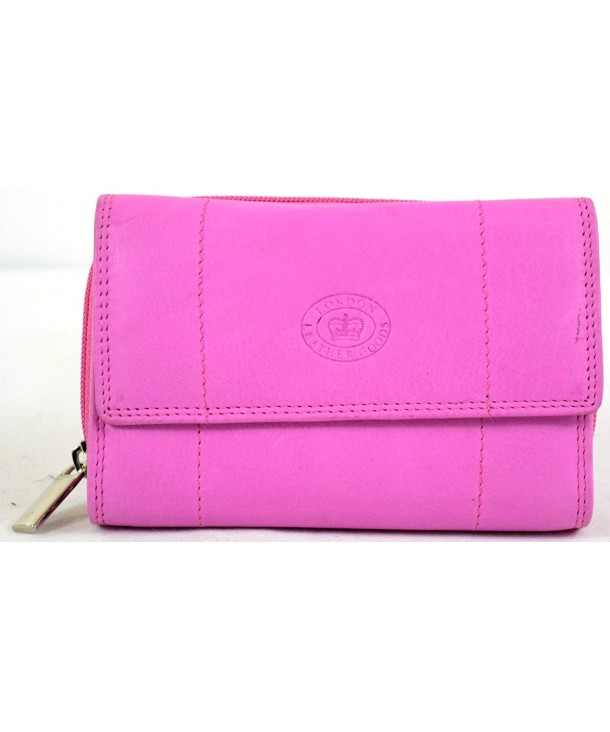 Ladies Finish Leather Multiple Pockets