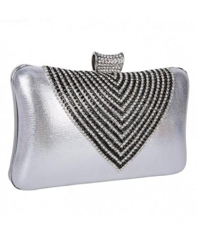 Handbags Evening Envelope Rhinestone Clutches