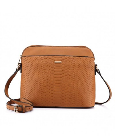 Stylish Crossbody Purses Shoulder Contrast