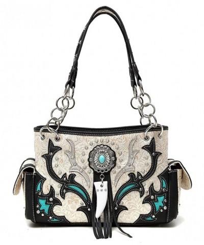 Western Purse Concealed Handbag WUTS3 8469