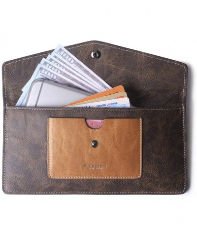 Borgasets Leather Blocking Ultra thin Envelope