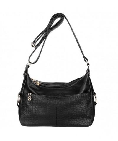 Shoulder Handbags Satchel Crocodile Crossbody