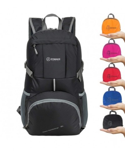 ZOMAKE Lightweight Backpack Foldable Resistant
