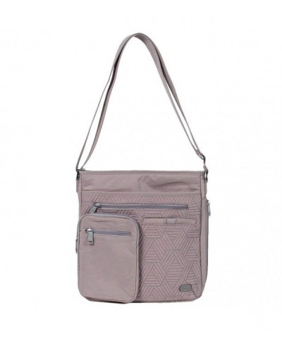 Lug Monorail Convertible Crossbody Cranberry