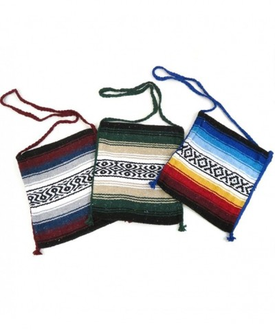 Recycled Mexican Purse Falsa Assorted